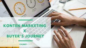 Konten Marketing & Buyer's Journey ChubbyRawit
